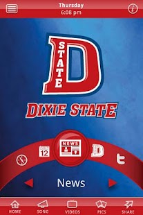 Dixie State University- screenshot thumbnail