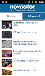 Novaator- screenshot thumbnail