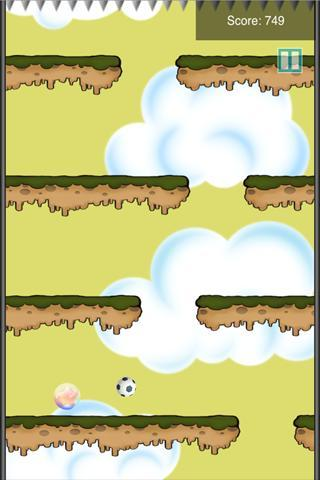 Beach Ball Bounce- screenshot