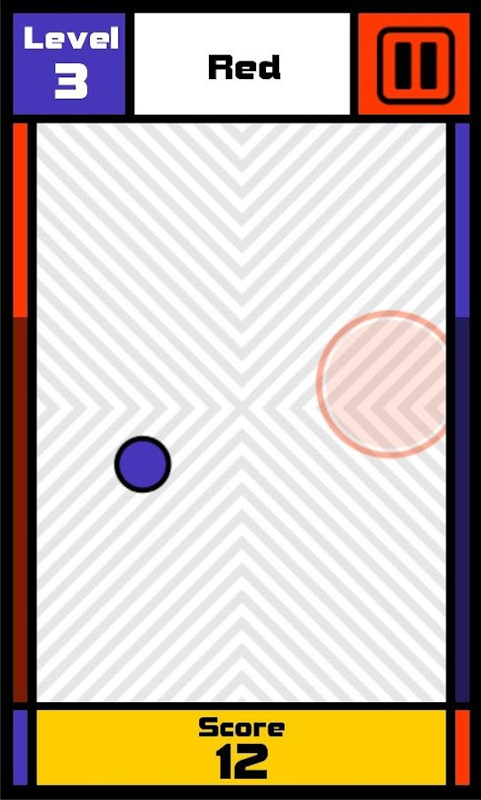 Tap Master: Mondrian- screenshot