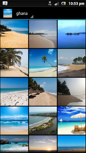 Ghana Beach HD Wallpaper