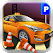 Driving School Parking Test 3D icon