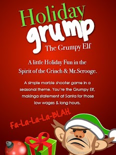 Holiday Grump- screenshot thumbnail