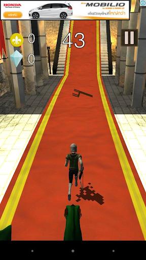 Titan Temple Castle 3D