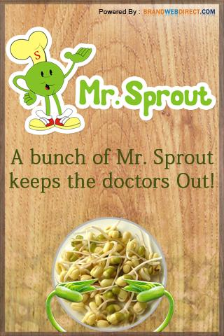Mr Sprouts- screenshot