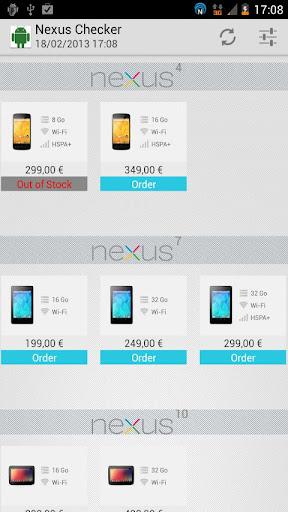 Nexus Checker