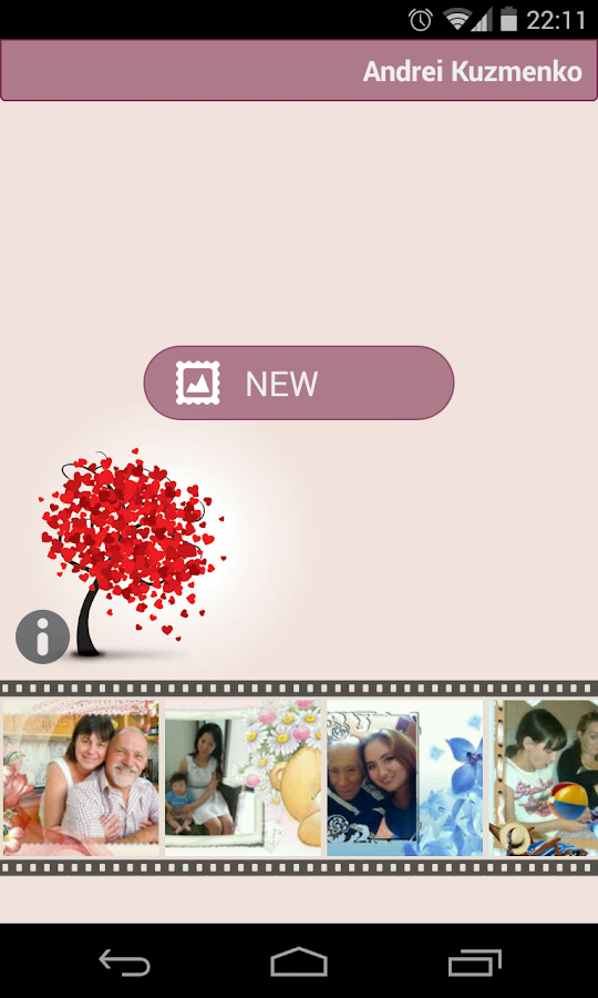 Love PhotoFrames- screenshot