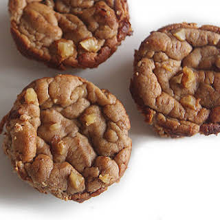The Ultimate Banana Nut Protein Muffin.