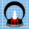 MakerAR Snow Globe icon
