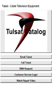 Tulsat Catalog - screenshot thumbnail