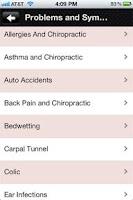 Screenshot of Optimal Health Chiropractic