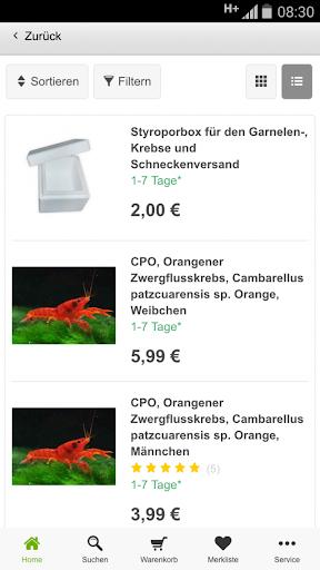 【免費購物App】Garnelen-Guemmer-APP點子