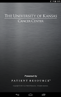 Univ. of Kansas Cancer Center- screenshot thumbnail
