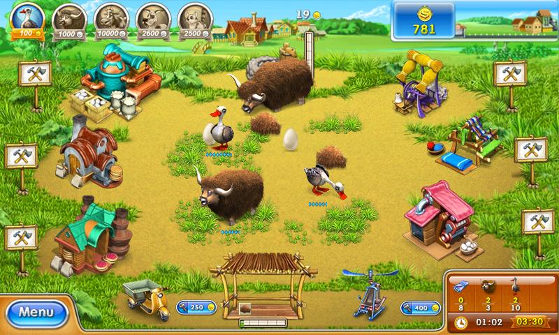 Farm Frenzy 3 - screenshot