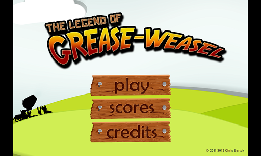 The Legend of Grease Weasel