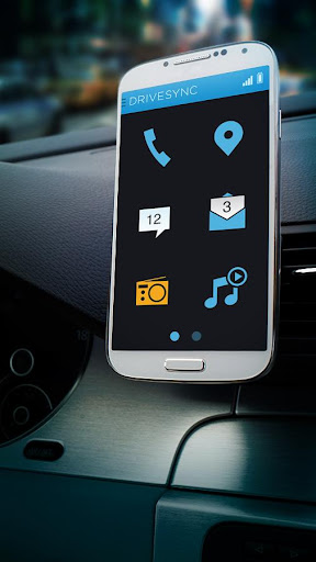 DriveSync - Connected Car