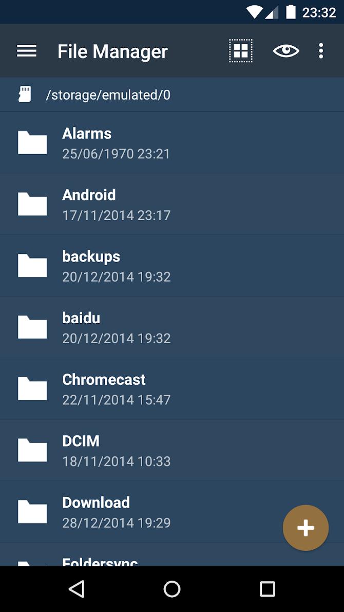 FolderSync Pro Android 8