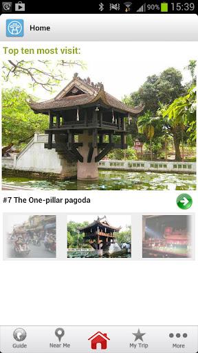 Hanoi Travel Guide Book
