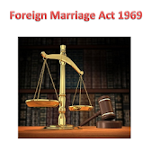 Foreign Marriage Act 1969 APK icon