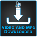 Video and Mp3 Downloader icon