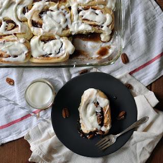 The Blogging We Do, Send-Off Cinnamon Rolls
