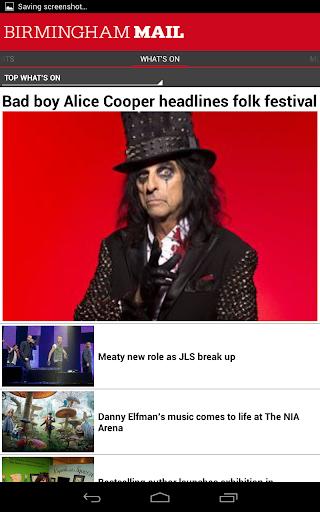 【免費新聞App】Birmingham Mail-APP點子