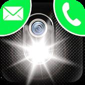 Create Flash Dance on Call&Sms