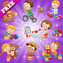 Toys Brain Games for Toddlers icon
