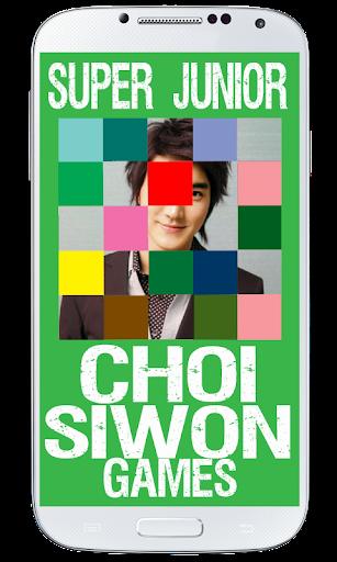 Choi Siwon SuJu Puzzle