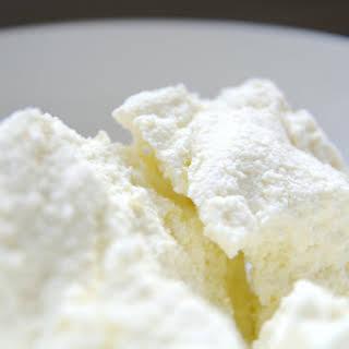 How to Make Ricotta Cheese.