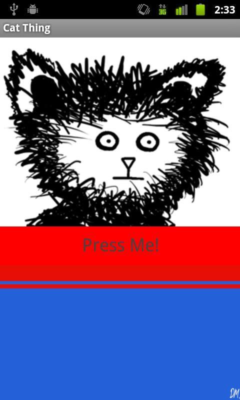 Cat Thing- screenshot
