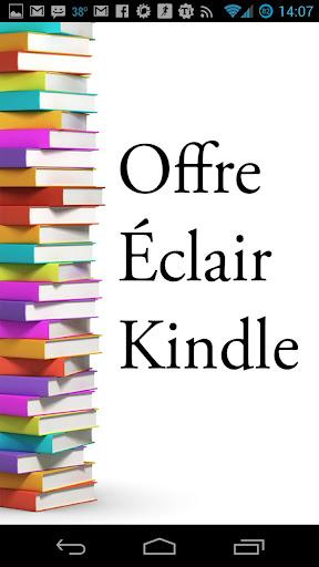 Offres Éclair Kindle