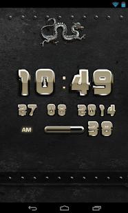 Next Launcher Theme beige drag - screenshot thumbnail