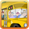 Funny School Bus icon