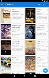 Moon+ Reader Screenshot 4