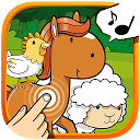 Animal Sounds mobile app icon