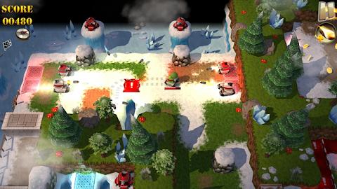 Tank Riders 2 Screenshot 1