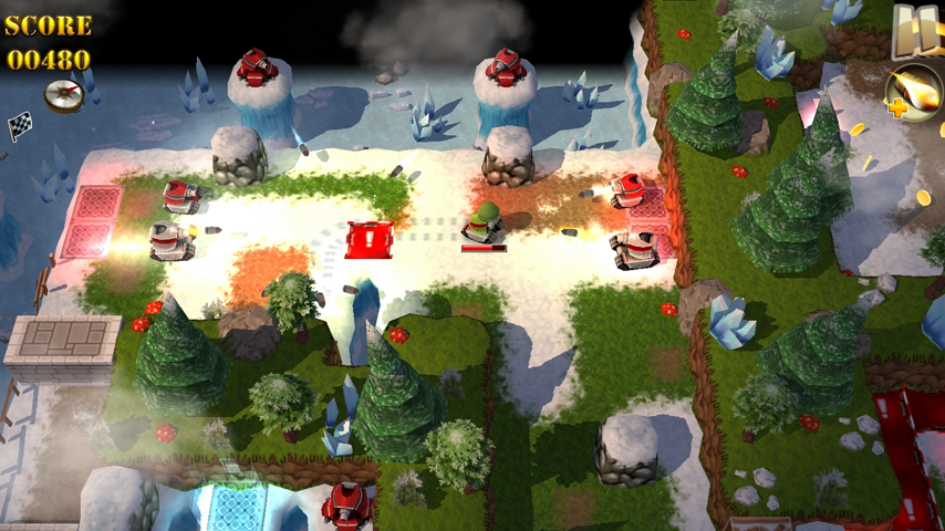 Tank Riders 2- screenshot
