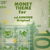 Money Theme for ssLauncher OR