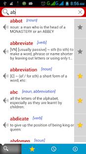 玩教育App|英语高级词典 (English Dictionary)免費|APP試玩