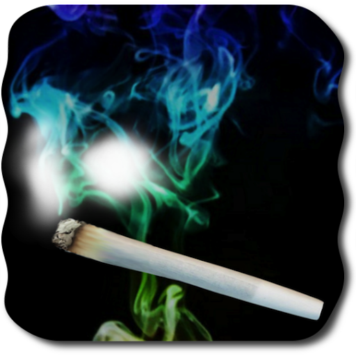 Smoke Joint of Weed