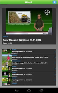 BayerAgrar TV- screenshot thumbnail
