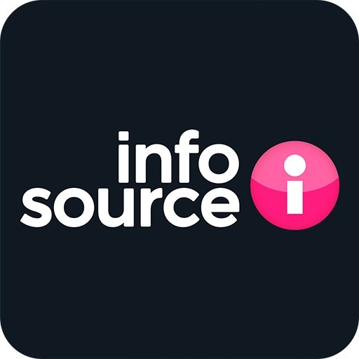 InfoSource 商業 App LOGO-APP試玩