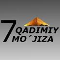Qadimgi dunyoning 7 mo'jizasi icon