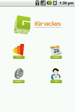 IGRACIAS IT Telkom- screenshot