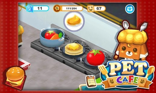 Pet Cafe - screenshot thumbnail