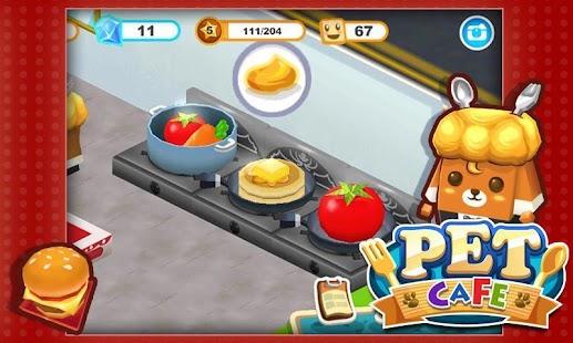 Pet Cafe- screenshot thumbnail