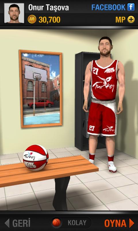 Real Basketball - screenshot