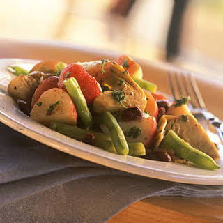 Marinated Potato-and-Artichoke Salad.