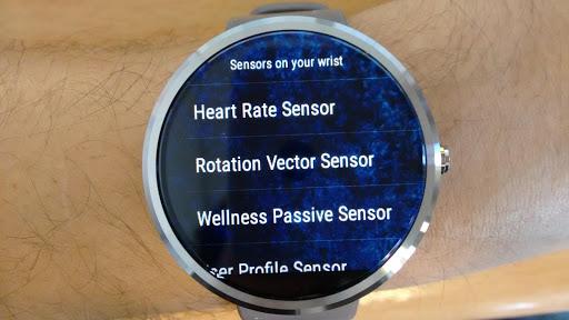 Wrist Sensors
